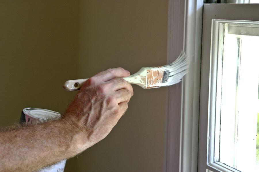 Turbo Fenster & Fensterrahmen richtig streichen | Unser Daheim CH56
