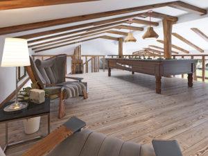 Dachboden Zum Hobbyraum Ausbauen
