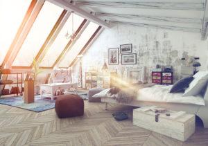 Dachboden Ausbauen Tipps Kosten Ideen Dachbodenausbau