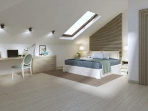 Dachboden Als Jugendzimmer Einrichten