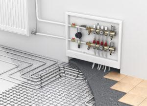 Bekannt Fußbodenheizung - Kosten, Tipps, Aufbau & Vorteile IN86