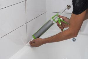 Dusche Fugen Mit Silikon Abdichten Anleitung Tipps Badezimmer