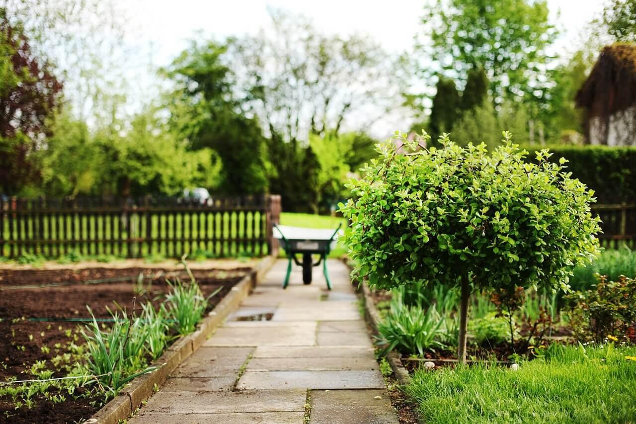 Gartenweg Anlegen Tipps Und Anleitungen Gartengestaltung