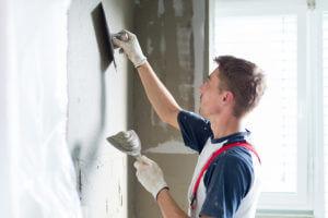 Favorit Wände verputzen - Anleitung - Schritt für Schritt - Material MQ46